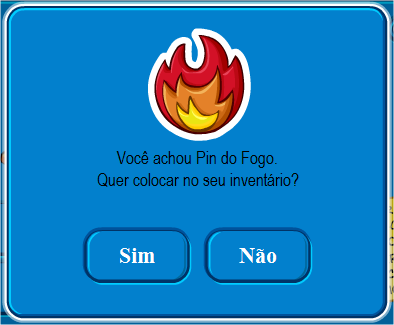 Pin do Fogo